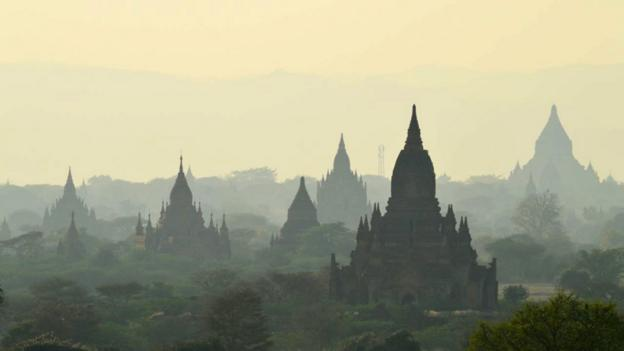 Exploring Myanmar (Credit: Credit: Rebecca Isaak)