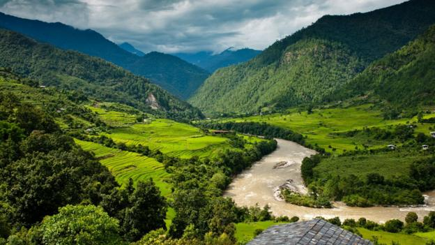 Uma Punakha, Bhutan, spa, resort (Credit: Credit: Como Hotels and Resorts)