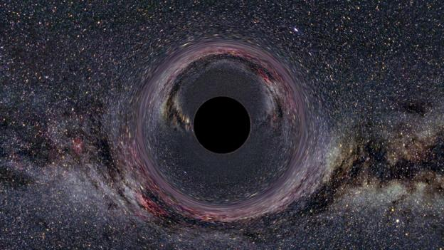 BBC - Earth - Black holes made simple with Stephen Hawking