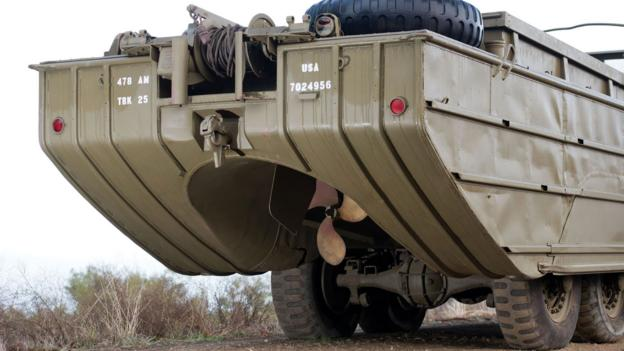 BBC - Autos - Nine military vehicles you can buy