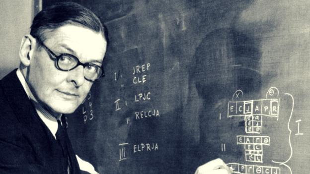 p02v35p7 - Your 10 favourite TS Eliot lines - Lifestyle, Culture and Arts