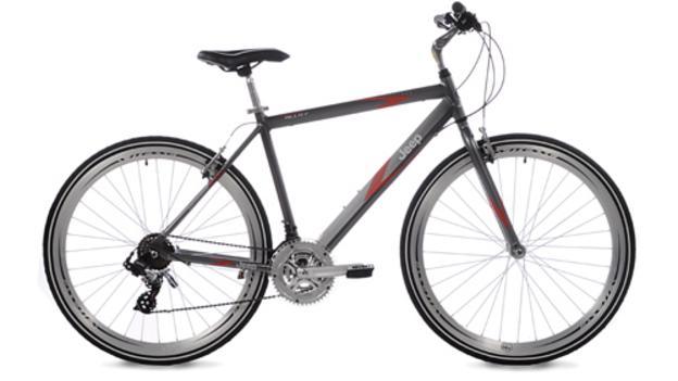 汽车品牌的自行车