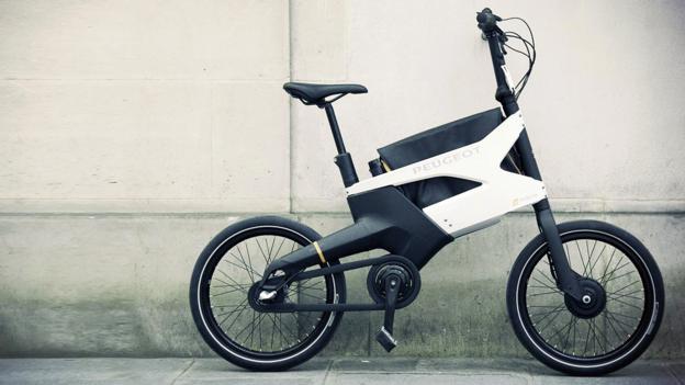 汽车品牌的自行车图片