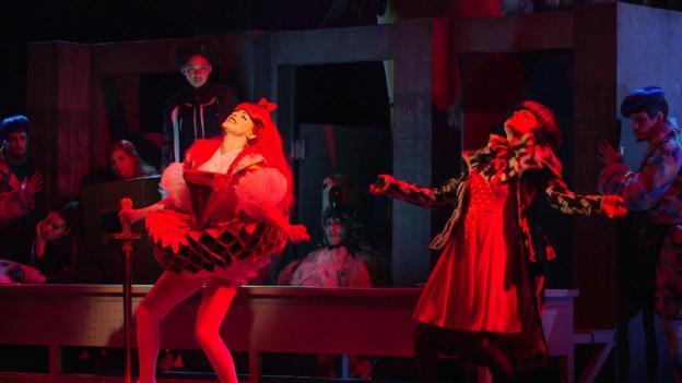 BBC - Culture - Reimagining Alice in Wonderland