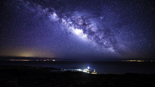 A view of the Milky Way (Credit: Credit: Enrique Mesa Photography/Getty)