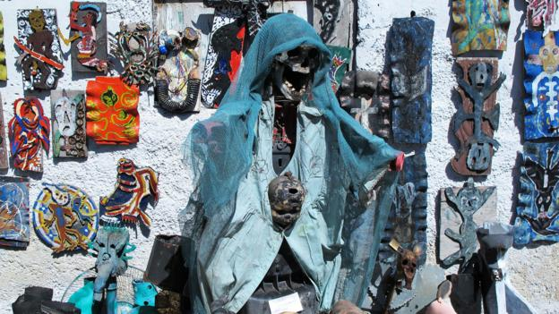 BBC - Travel - How voodoo is rebuilding Haiti