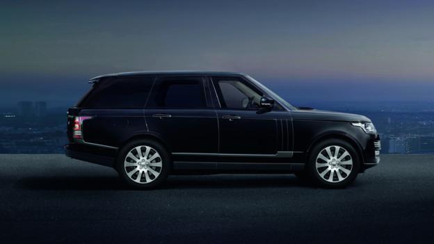 BBC - Autos - Secrets of the bulletproof Range Rover