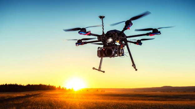 How many jobs can a single drone replace? (Credit: iStock)
