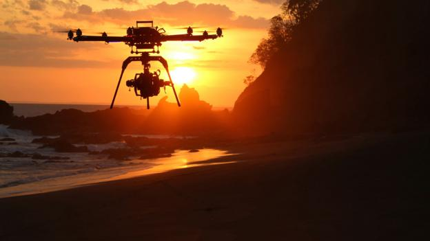 Dubai is betting that drones will bring a hugely profitable industry (Credit: iStock)