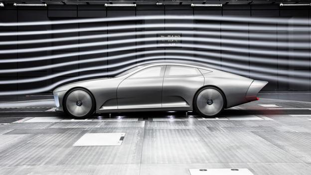 Mercedes' Concept IAA is the shape-shifting CLS of tomorrow