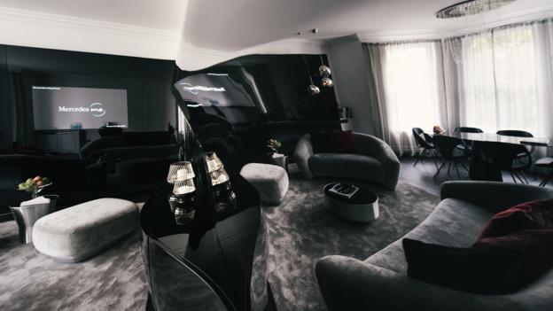 BBC - Autos - London's hottest interior designer? Mercedes-Benz