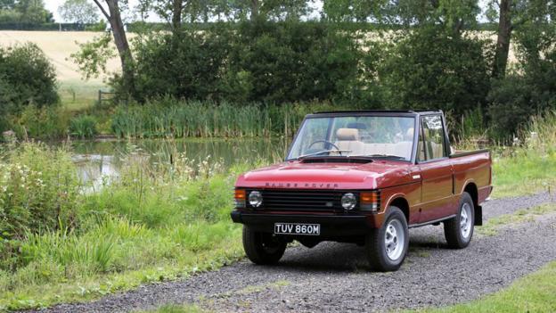 BBC - Autos - Fancy a Range Rover Convertible? You're in luck