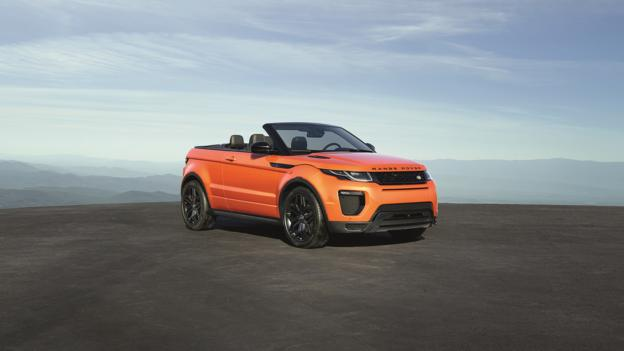 BBC - Autos - This is the new Range Rover Evoque Convertible