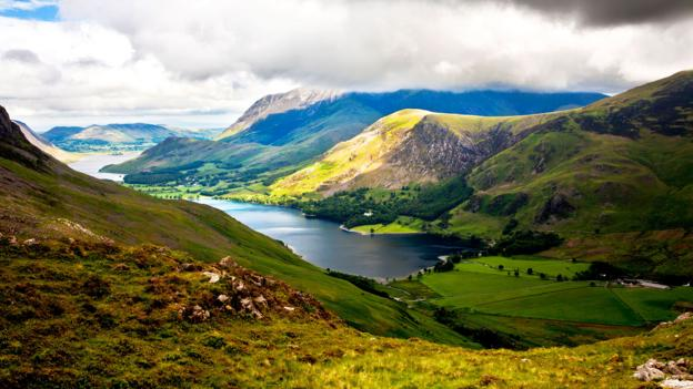 Sweeping views over England's lush Lake District (Credit: Credit: Anna Stowe Landscapes UK/Alamy)