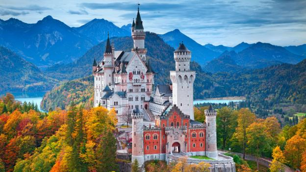 Neuschwanstein Castle in Bavaria is rumoured to have inspired Disney (Credit: Credit: Rudy Balasko/iStock)
