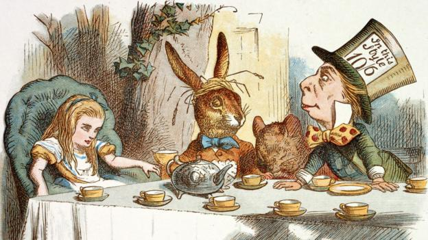 BBC - Culture - Six Alice in Wonderland quotes to remember