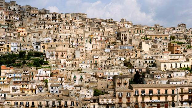 The Italian town with an ancient secret