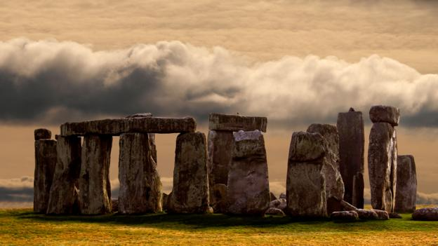 Only one hominin built this (Credit: Steve Allen Travel Photography/Alamy Stock Photo)