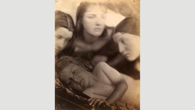 Hosanna, Julia Margaret Cameron, photography (Credit: Credit: Victoria and Albert Museum, London)