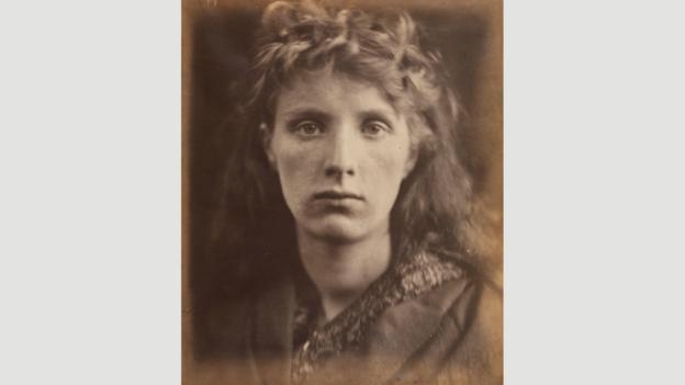 Mountain Nymph, Julia Margaret Cameron, photography (Credit: Credit: National Media Museum, Bradford)