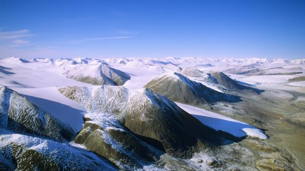 Ellesmere Island is surprisingly sunny (Credit: All Canada Photos/Alamy Stock Photo)
