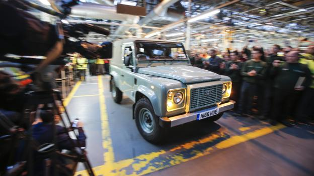BBC - Autos - This is the last Land Rover Defender