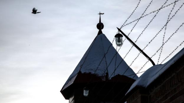 2,500 inmates were executed in this strict-regime penitentiary (Credit: Credit: Alexander Aksakov/Getty)