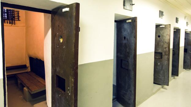 Guests can take a tour that includes prison food and time in solitary confinement (Credit: Credit: Alexander Aksakov/Getty)
