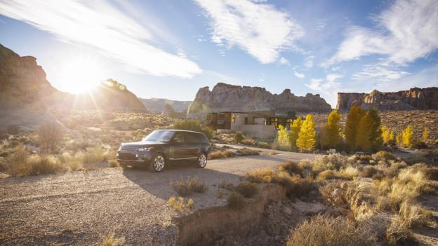 BBC - Autos - Twenty-one days, five continents and a Range Rover