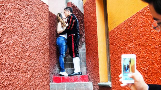 BBC - Travel - Where one kiss brings 15 years of luck