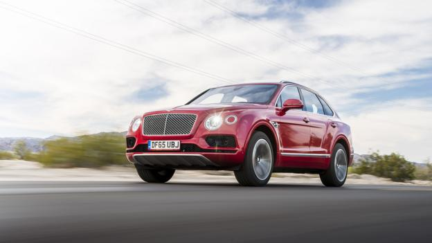 Is this the world's greatest SUV?