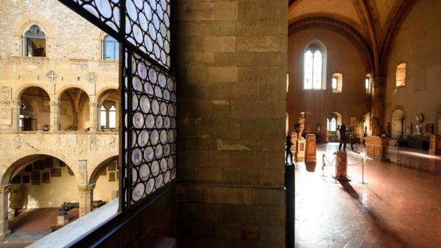 The Museo Nazionale del Bargello, Florence, Italy