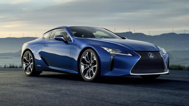 Red Or Blue Lc500 Lexus Lc500 Forum