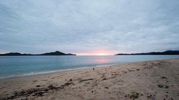 Anjouan has picture-postcard beaches, but very few toursists (Credit: Credit: Diane Selkirk)