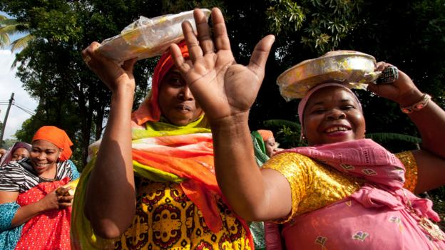 The people of Comoros welcome visitors from the outside world (Credit: Credit: Diane Selkirk)