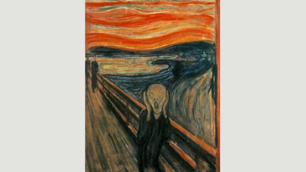 The scream of nature