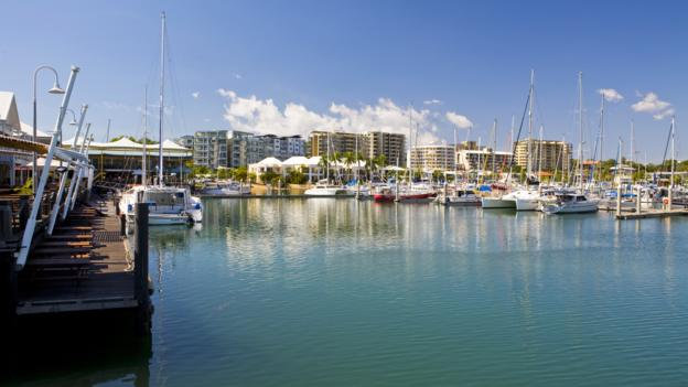 Darwin is located in Australia's sunny northern territory (Credit: Credit: Lisa Mckelvie/Getty)