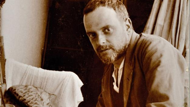 Paul Klee (Credit: Credit: Getty Images)