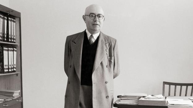 Theodor Adorno (Credit: Credit: Getty Images)