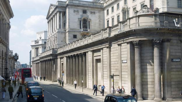 $248 Billion Beneath Pavement | Beneath the Bank of England lie vaults that stash 5,134 tonnes of gold (Credit: Credit: Mike Booth/Alamy)