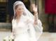 How wedding dresses evolved
