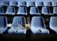 Eerie, abandoned stadiums