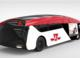 'The Batmobile bus'