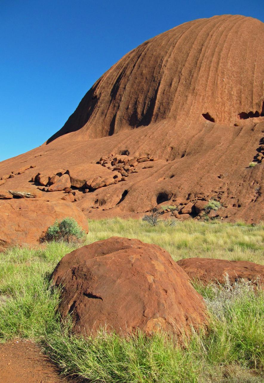 Uluru (Credit: David Whitley)