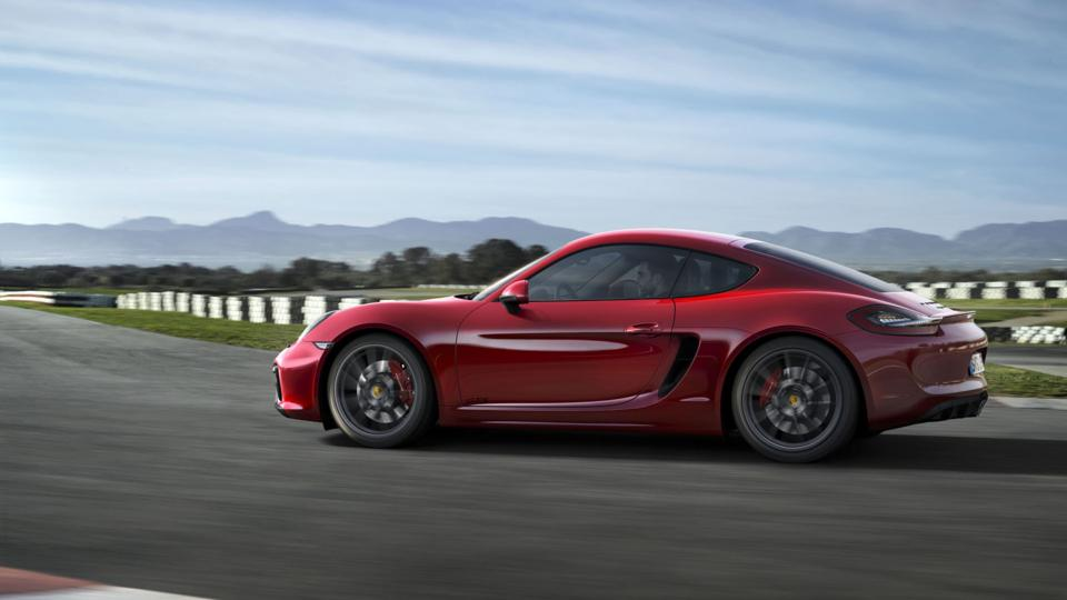 A one-two punch from Porsche