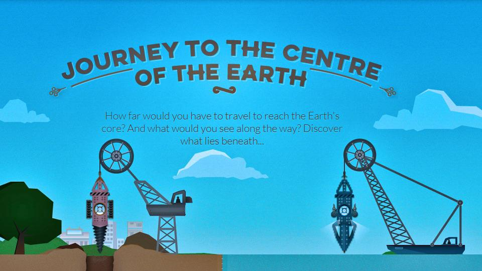 journey to the center of the earth book free