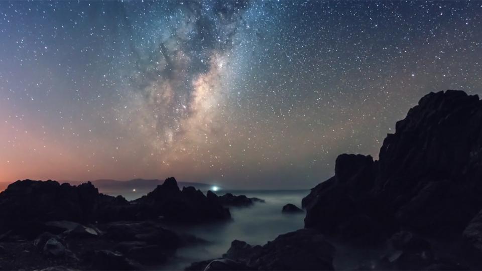Essay on the night sky