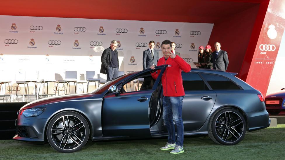 RS6 Ronaldo