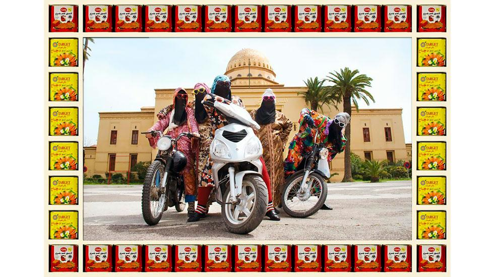 (Photo: Hassan Hajjaj/Taymour Grahne Gallery)
