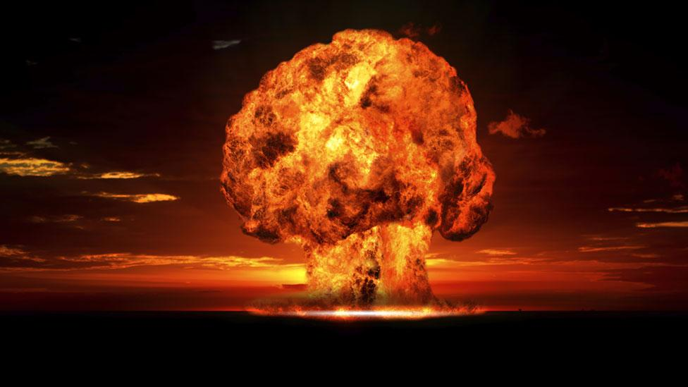 Will our descendants abhor our refusal to banish nuclear weapons? (Thinkstock)
